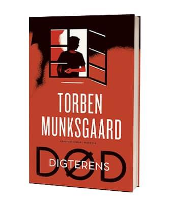 Giv 'Digterend død' af Torben Munksgaard i julegave