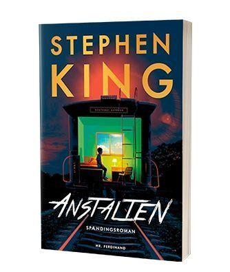 Bogen 'Anstalten' af Stephen King