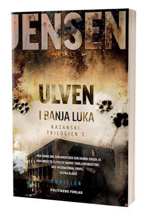 'Ulven i Banja Luka' af Jens Henrik Jensen