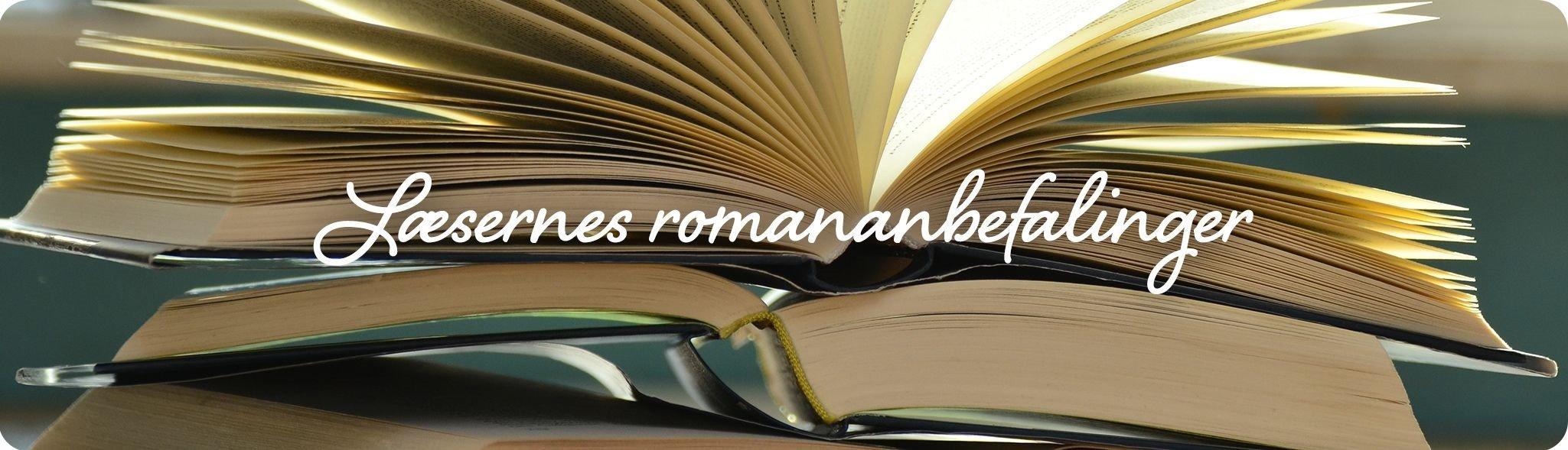Læsernes romananbefalinger