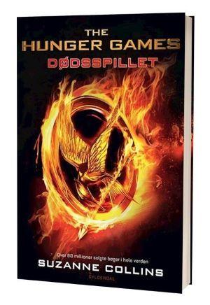 'Hunger Games - Dødsspillet' af Suzanne Collins