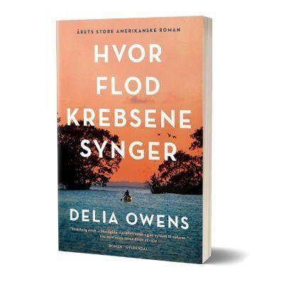 'Hvor flodkrebsene synger' af Delia Owens