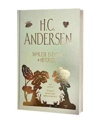 'H.C Andersen - samlede eventyr og historier'