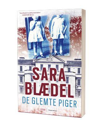 'De glemte piger' af Sara Blædel