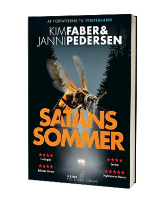 'Satans sommer' af Kim Faber og Janni Pedersen