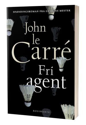 'Fri agent' af John le Carré