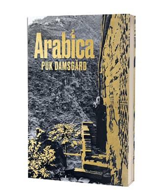 Bogen 'Arabica' af Puk Damsgård