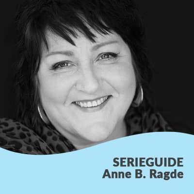 Se Saxos serieguide til Anne B. Ragdes bøger