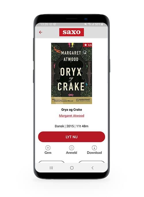 'Oryx og Crake' af Margaret Atwood - Saxo