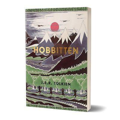 Hobbitten af J R R Tolkien