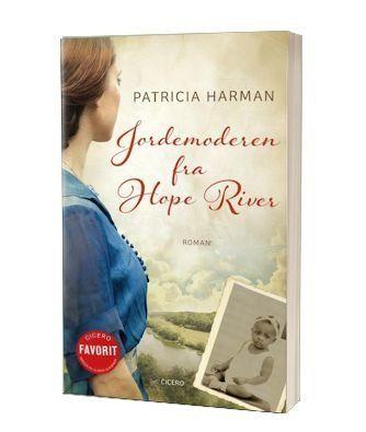 'Jordemoderen fra Hope River' af Patricia Harman
