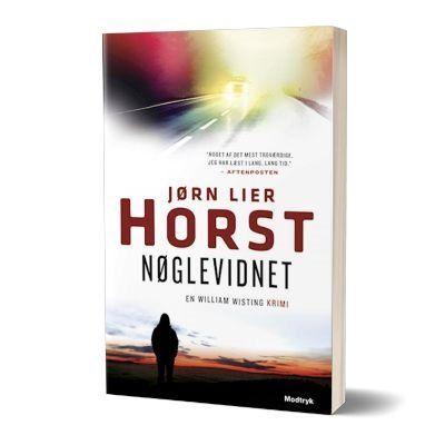 'Nøglevidnet' af Jørn Lier Horst