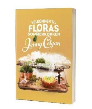 'Velkommen til Floras sommerkøkken' af Jenny Colgan