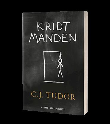'Kridtmanden' af C J Tudor