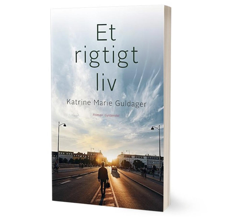 'Et rigtigt liv' af Katrine Marie Guldager