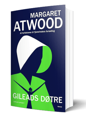 Bogen 'Gileads døtre' af Margaret Atwood