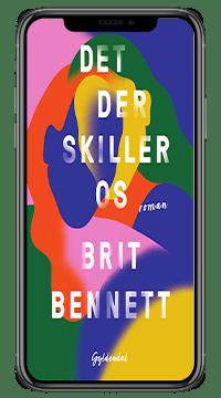Lydbogen 'Det der skiller os' af Brit Bennett