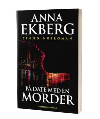 'På date med en morder' af Anna Ekberg