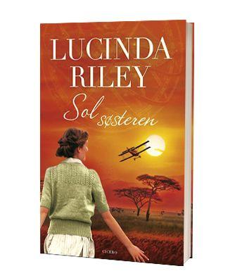 'Solsøsteren' af Lucinda Riley