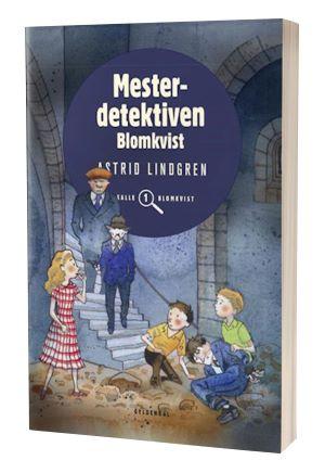 'Mesterdetektiven Blomkvist' af Astrid Lindgren