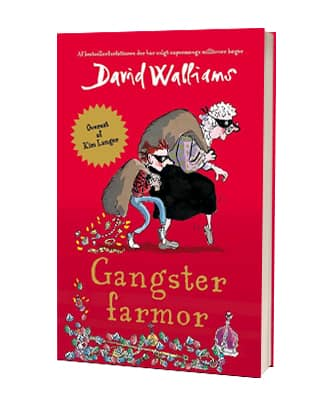 'Gangster farmor' af David Walliams