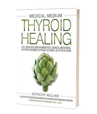 'Thyroid healing' af Anthony William