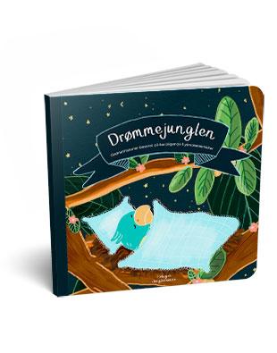 'Drømmejunglen' - find bogen og anden godnatlæsning hos Saxo