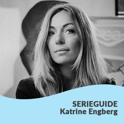 Serieguide til Katrine Engbergs bøger