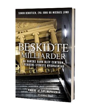 'Beskidte milliarder' af Simon Bendtsen