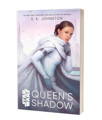 'Star Wars Queen's Shadow' af E.K. Johnston