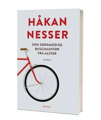 'Den sørgmodige buschauffør fra Alster' af Håkan Nesser