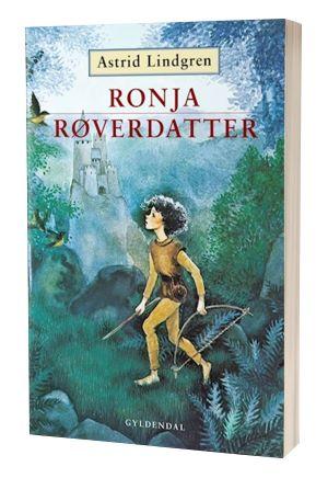 'Ronja Røverdatter' af Astrid Lindgren