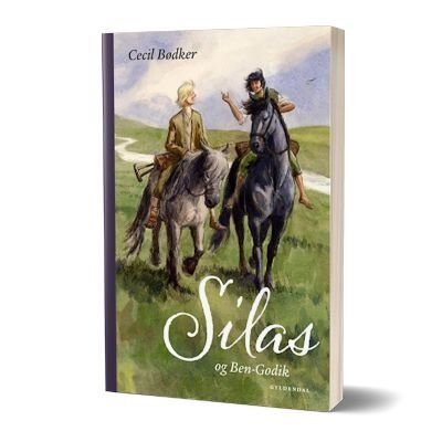 'Silas og Ben-Godik' af Cecil Bødker