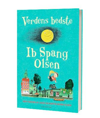'Verdens bedste Ib Spang Olsen' af Ib Spang Olsen - find bogen hos Saxo