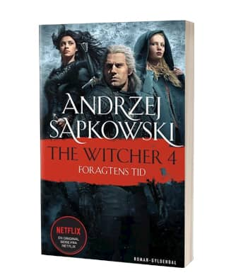 'The Witcher 4 - Foragtens tid' af Andrej Sapkowski