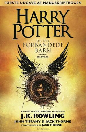'Harry Potter og det forbandende barn'