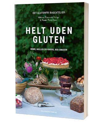 'Helt uden gluten' af Mette Marie Viscor og Kathrine Rosamunde Virring