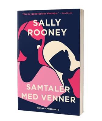 'Samtaler med venner' af Sally Rooney