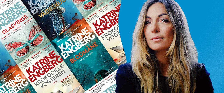 Katrine Engberg forfatteraften