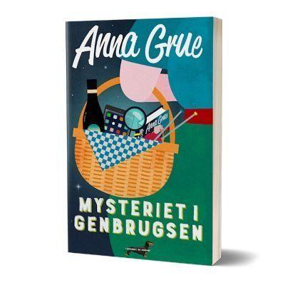 Giv 'Mysteriet i genbrugsen' af Anna Grue i julegave