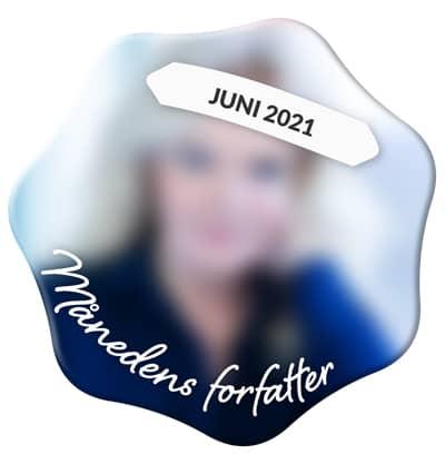 Se månedens forfatter i juni 2021