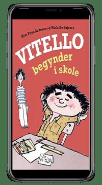 'Vitello begynder i skole'