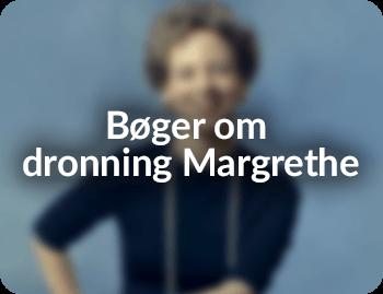 Bøger om dronning Margrethe