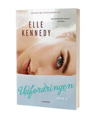 Bogen 'Udfordringen' af Elle Kennedy