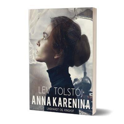 'Anna karenina' af Lev Tolstoj