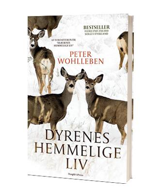 'Dyrenes hemmelige liv' af Peter Wohlleben