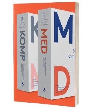 'Medicinsk kompendium' af Jannick Brennum, Allan Flyvbjerg m.fl.