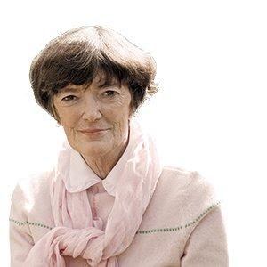 Jane Aamund som månedens forfatter