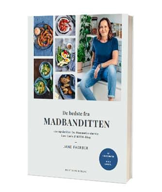 Jane Faebers  bog 'De bedste fra Madbanditten'
