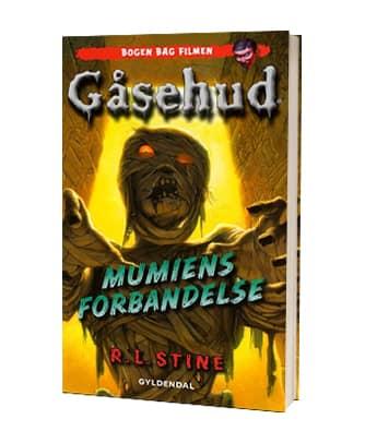 'Mumiens forbandelse' af RL Stine